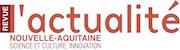 Logo actualité nouvelle-aquitaine