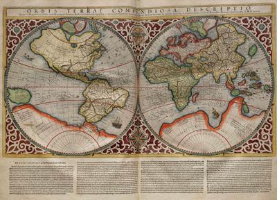Mappemonde de Mercator - XIIe