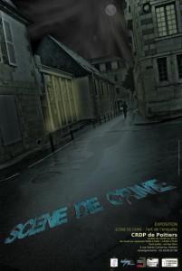 Affiche de l'exposition présentée au CRDP Poitiers