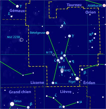 séances d'astronomie annulées
