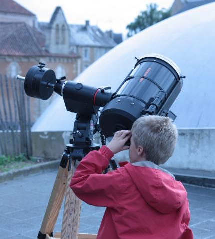 P O6 – Observation du Soleil et instruments