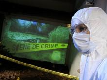 Scène de crime à Lhommaizé