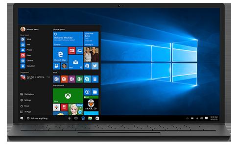 B1 – Windows 10