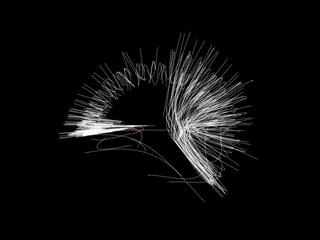 «Égrégore» de CHDH performance audiovisuelle au planétarium vend 24/02 à 21h