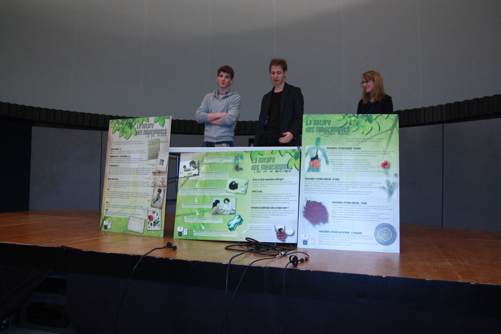 UE Médiation Scientifique : illustration du partenariat entre L'université de Poitiers et l'EMF