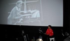 Ciné-concert Le voyage cosmique – Judith Depaule, Laurent Dailleau, Nadia Ratsimandresy