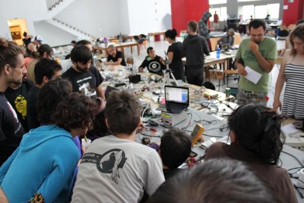 Summer Lab @ Nantes– du 23 au 28 juillet 2012