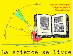Lancement de La science se livre 2013 en Poitou-Charentes