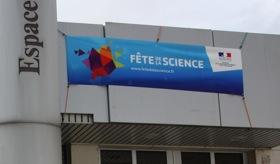La Fête de la science à l'Espace Mendès France 2012