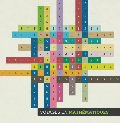 La science se livre 2013 : Voyages en mathématiques