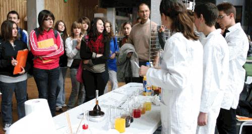 Les sciences au cœur du métier – 9e édition le 4 avril 2013