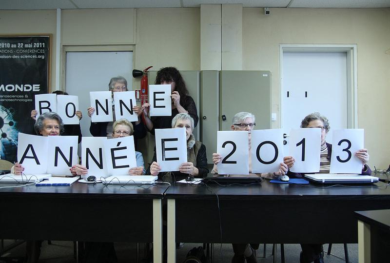 La bonne année de l'atelier Hype(r)Olds à l'EMF