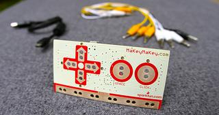 Atelier Makey Makey, le kit d'invention pour tous