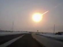 Une pluie de météorites en Russie