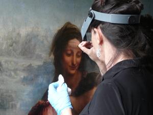 Léonard de Vinci, la restauration du siècle