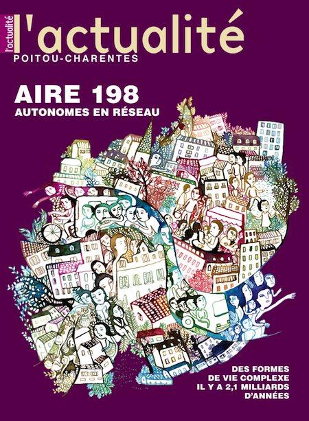Parution de L'Actualité Poitou-Charentes n°90  — spécial Aire 198