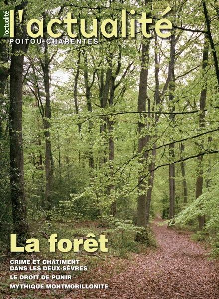 Parution de L'Actualité n°92 — spécial forêt