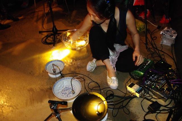 Tomoko Sauvage + Frederic Nogray