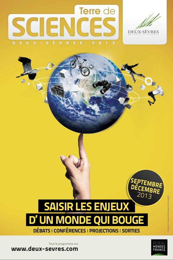 Programme «Terre de sciences» septembre – décembre 2013