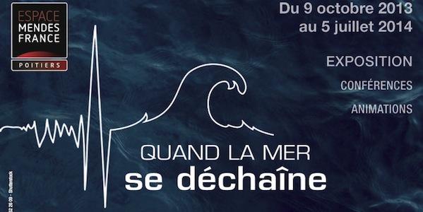 Exposition « Quand la mer se déchaîne »