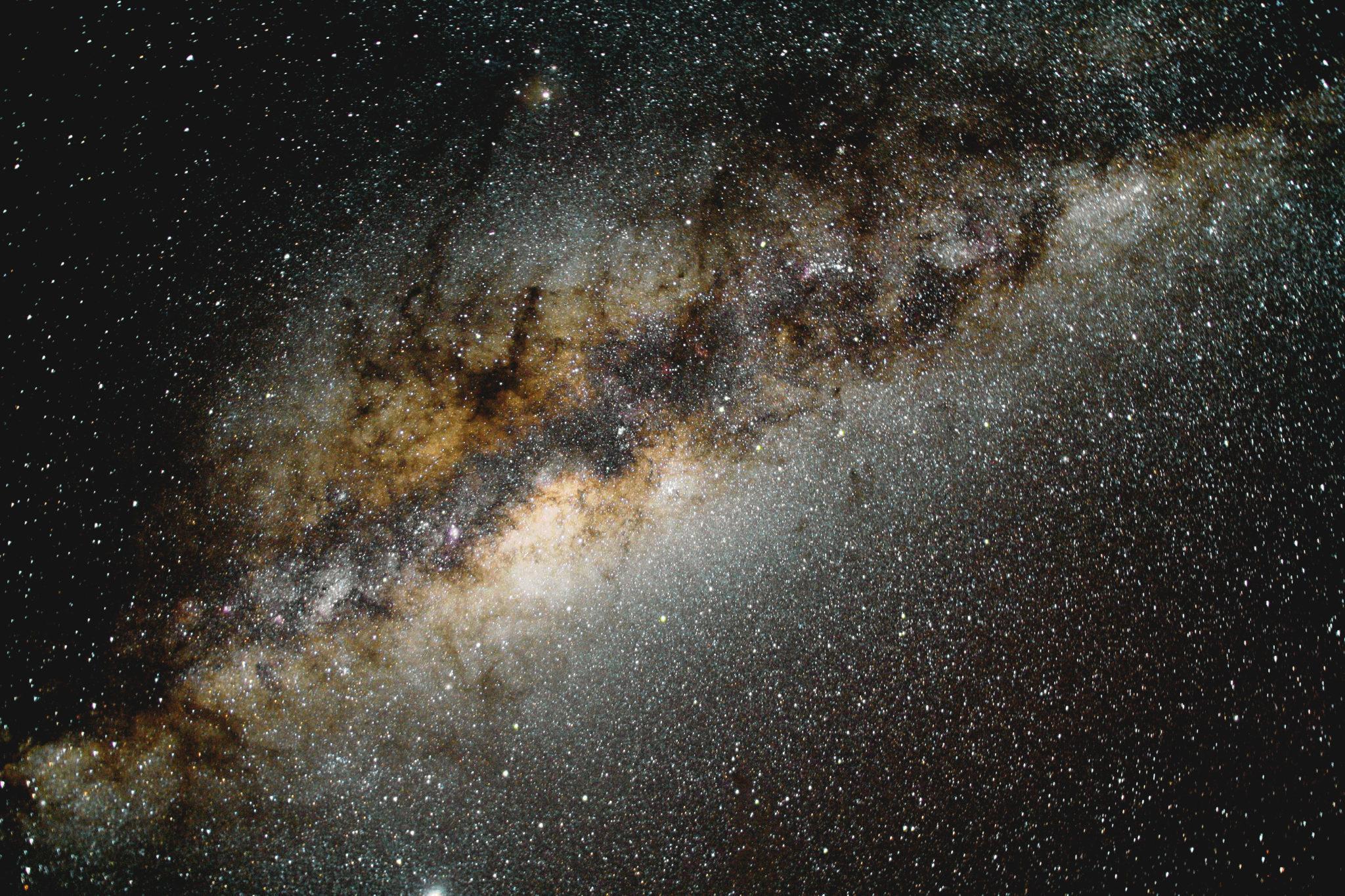 La Voie lactée et les galaxies | 16h30 pendant les vacances
