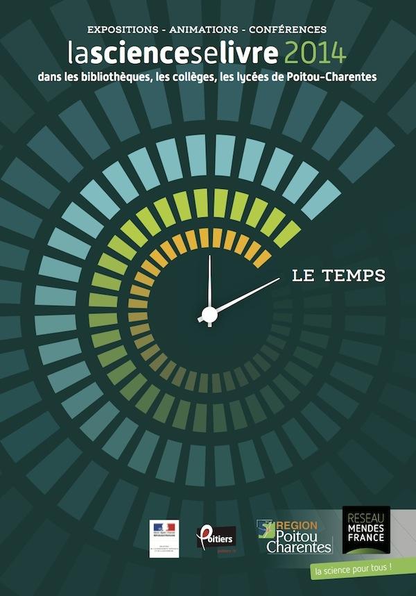 La bibliographie de La science se livre 2014 : Le temps