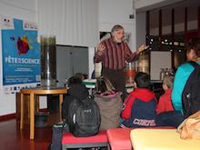 La Fête de la science 2013 sur Grand Poitiers