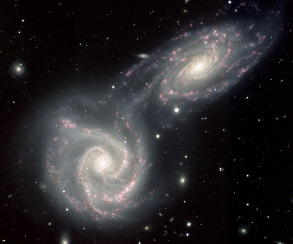 Des galaxies aux voyages vers les étoiles…