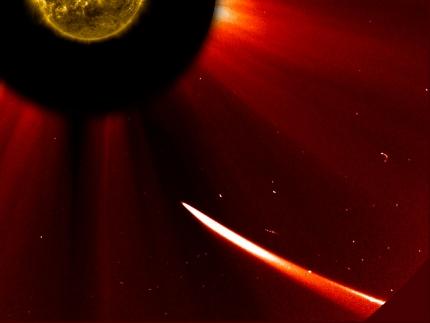 La comète Ison n'existe plus !