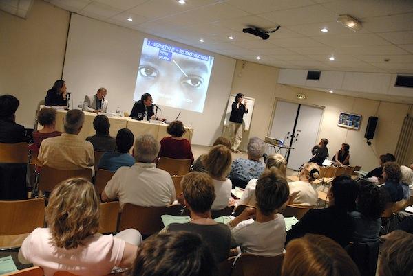 La centième conférence du pôle info-santé