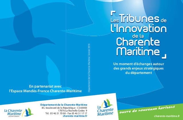 8e édition des Tribunes de l'Innovation – La Rochelle