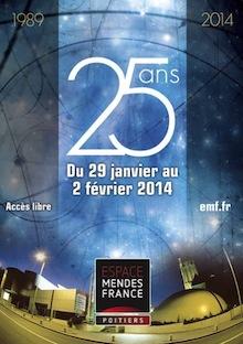 Week-end portes ouvertes à l'Espace Mendès France
