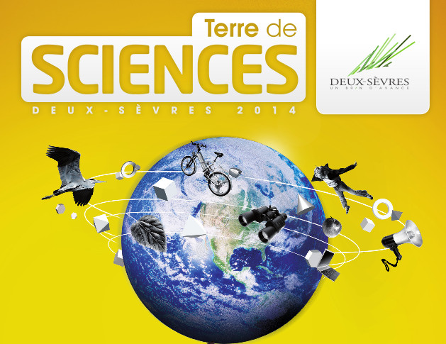 Programme «Terre de sciences» février – juin 2014