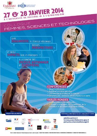 Femmes, Sciences et Technologies : quel diagnostic à l'échelle régionale, quelles perspectives et quels impacts sur les pratique