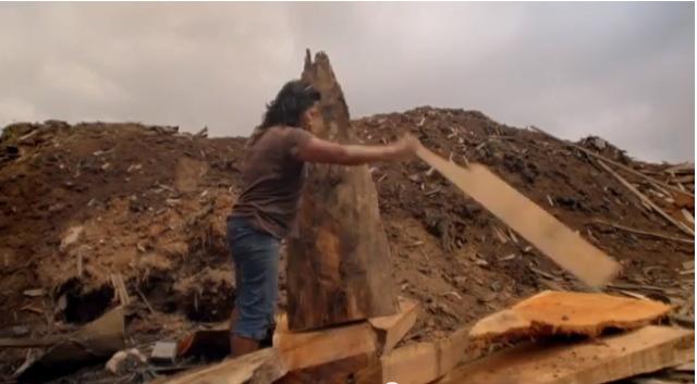 «Sobre las brasas»  Grand prix du festival Filmer le travail 2014