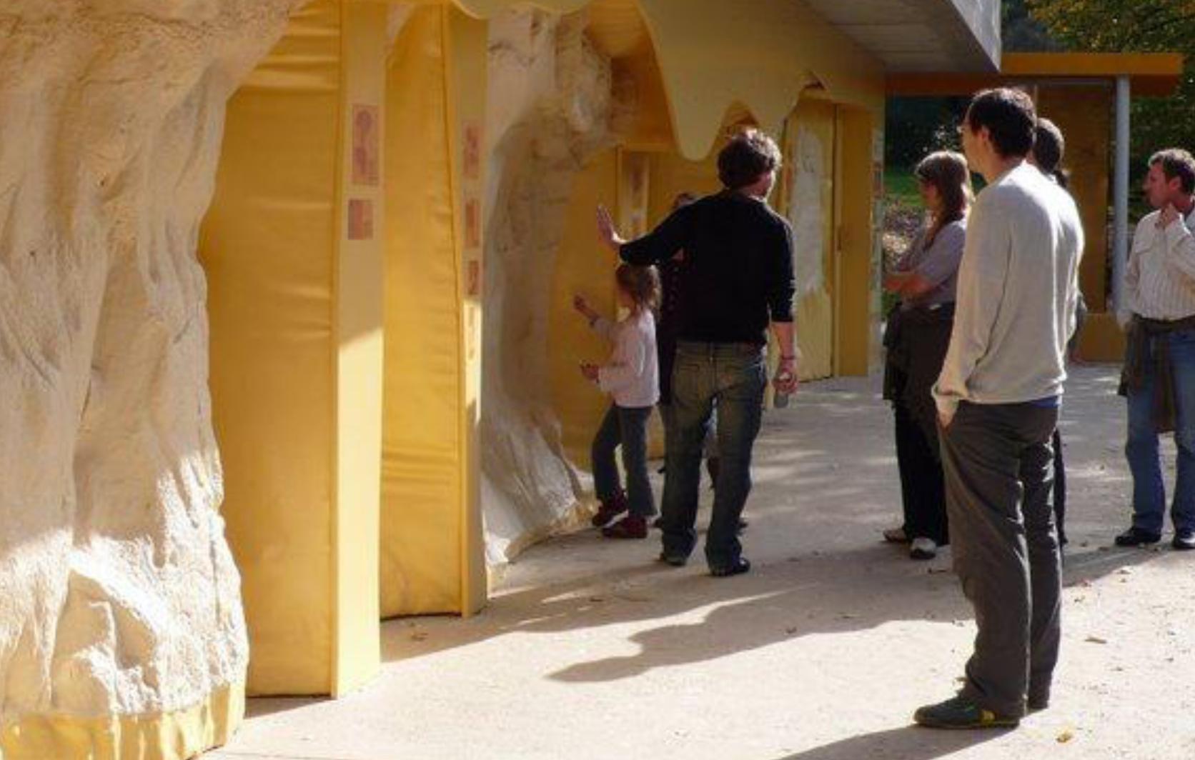 Visite guidée de la frise sculptée Magdalénienne
