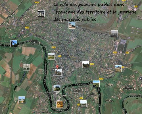 Le rôle des pouvoirs publics dans l'économie du territoire et la pratique des marchés publics