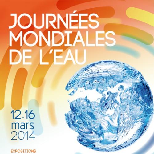 Journées mondiales de l'eau du 12 au 16 mars 2014
