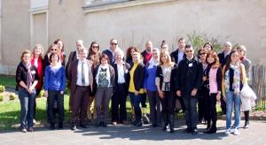 Une délégation à l'Espace Mendès France et au Lisa