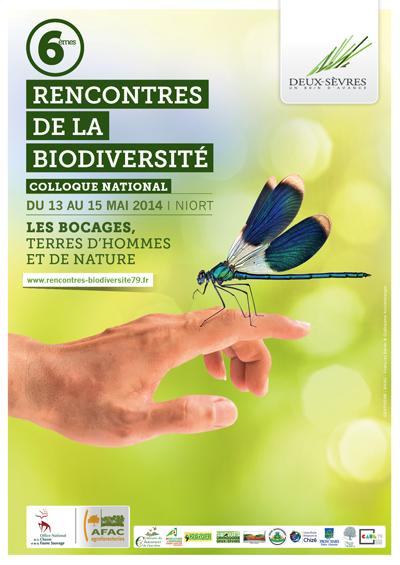 6ème rencontre de la biodiversité du 13 au 15 mai – Conseil Général des Deux-Sèvres