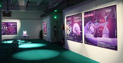Le magasine de l'Inserm présente l'exposition «Cerveau et addictions»