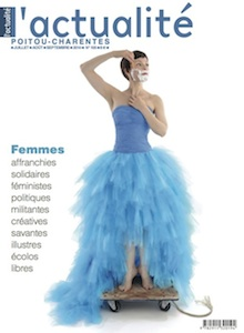 Sortie du numéro spécial été 2014 de L'Actualite : «Femmes»