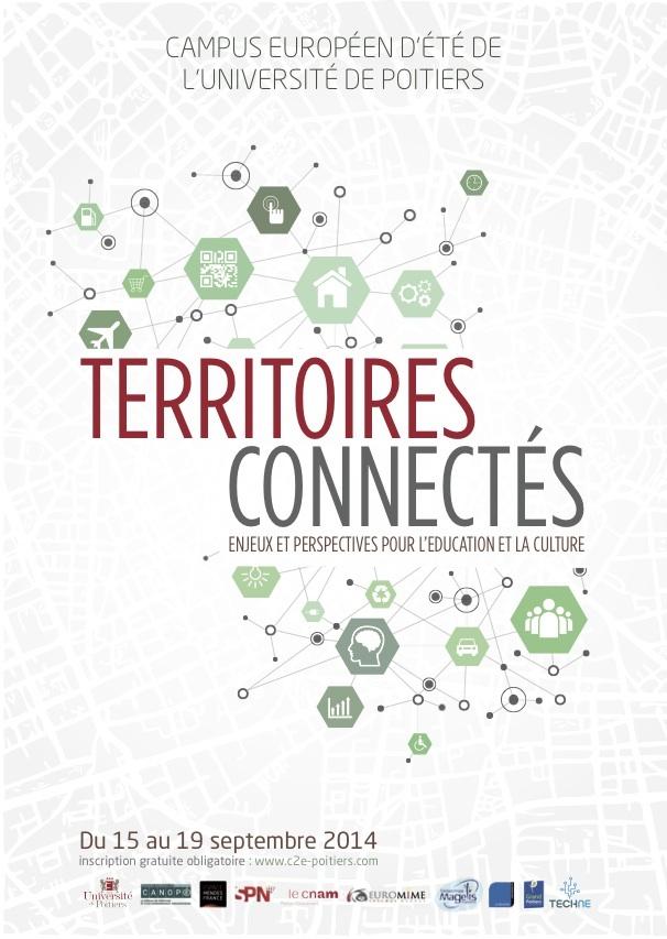 C2E 2014 : Territoires connectés : enjeux et perspectives pour l'éducation et la culture