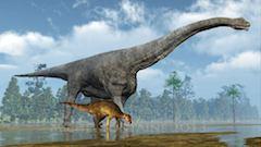 Le secret des dinosaures