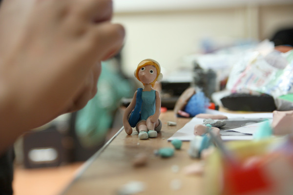 Atelier Cinéma d'animation  7 /14 ans au Lieu multiple
