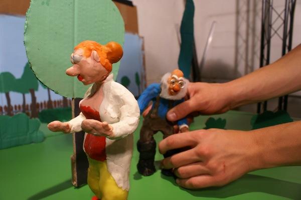 Cycle cinéma d'animation et numérique
