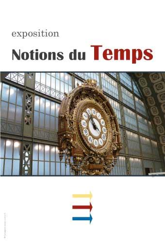 Exposition « La notion du temps »