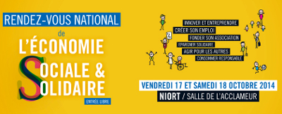 Salon national de l'économie sociale et solidaire – Atelier création artistique – 19 octobre à Niort