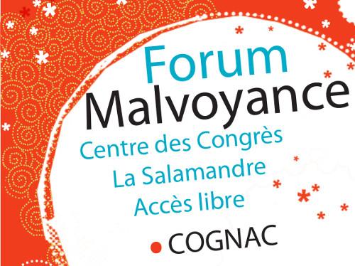 Forum de la malvoyance – Centre de Congrès La Salamandre à Cognac – 25 octobre