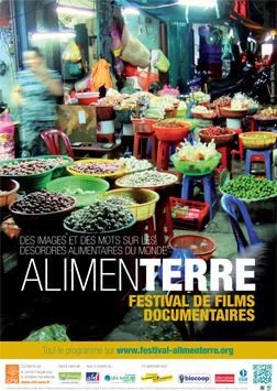 Festival alimenTERRE – 15 octobre au 5 novembre